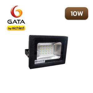 สปอร์ตไลท์ GATA Floodlight Slim 10w