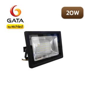 สปอร์ตไลท์ GATA Floodlight Slim 20w