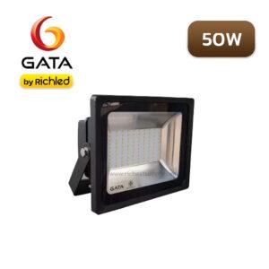 สปอร์ตไลท์ GATA Floodlight Slim 50w