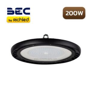 โคมไฮเบย์ LED HBS 200w BEC