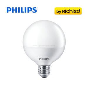 หลอดไฟ PHILIPS 9.5W Globe