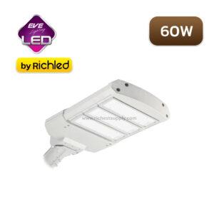 โคมไฟถนน LED 60W ZD516-BUC EVE