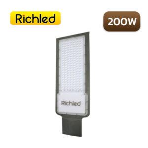 โคมไฟถนน LED 200W RICHLED PLUS