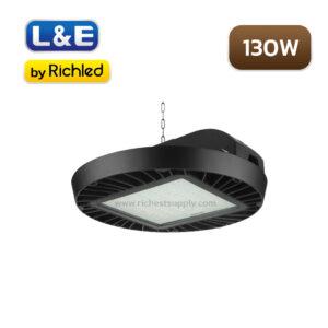 โคมไฮเบย์ LED 130W L&E HBL753