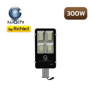 โคมไฟถนนโซล่าเซลล์ LED