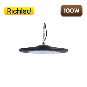โคมไฮเบย์ LED 100w Richled UFO