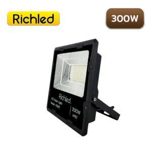 สปอร์ตไลท์โซล่าเซลล์ LED 300W RICHLED First