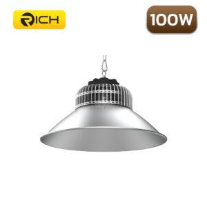 โคมไฮเบย์ LED 100W RICH SHARK